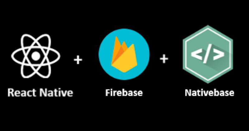 Simple Todo app using ReactNative, Firebase, and Nativebase