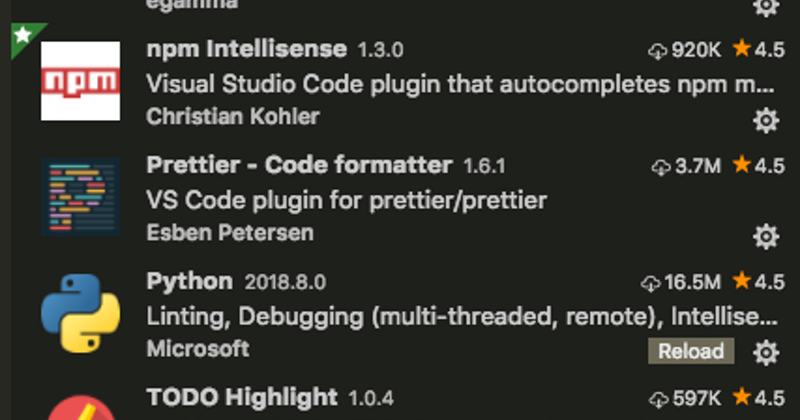 What are your day-to-day VSCode Plugins? (Here's mine