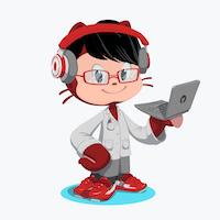 Customizing my CodePen profile