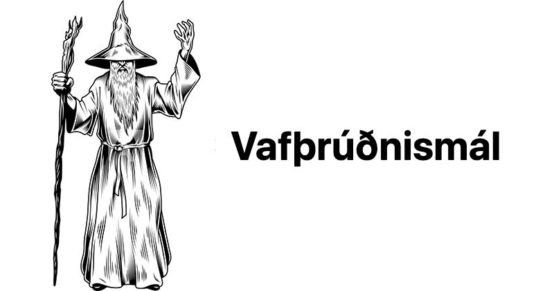 Vafþrúðnismál