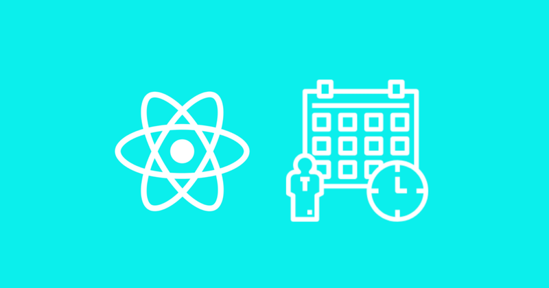 Building Appointment Scheduler App in React and NodeJS